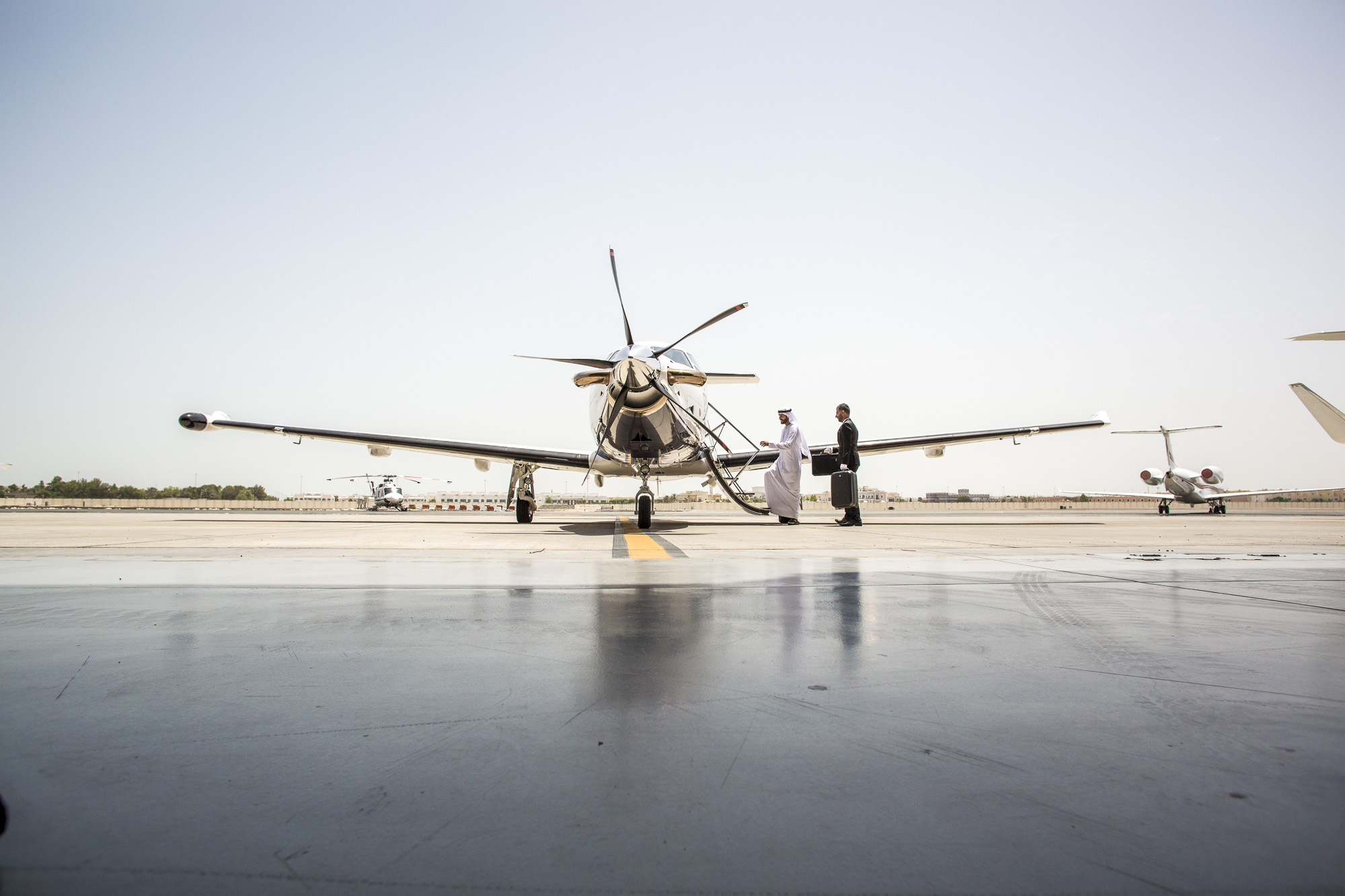 Air Taxi Company Set-Up