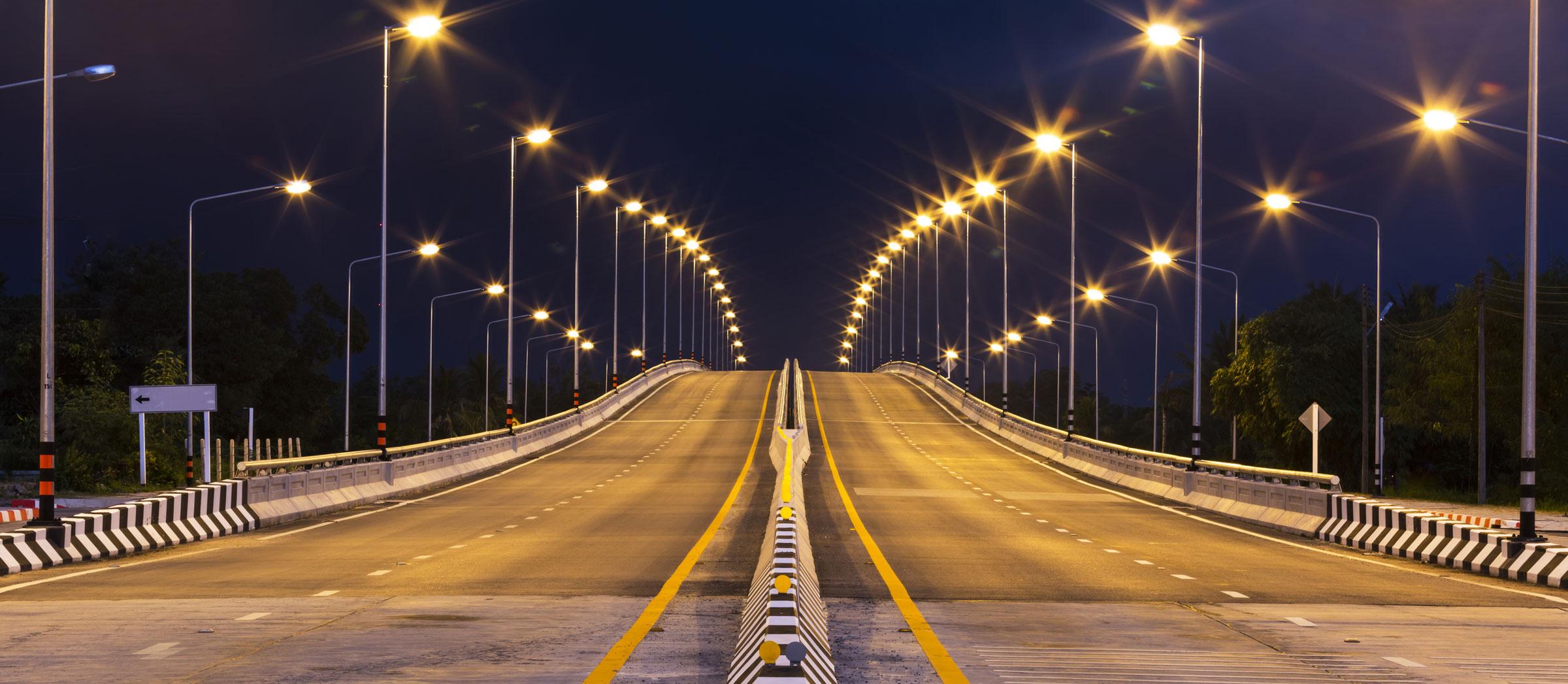 Smart Street Lighting (SSL)